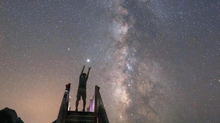 東京都の離島「神津島」が星空保護区認定